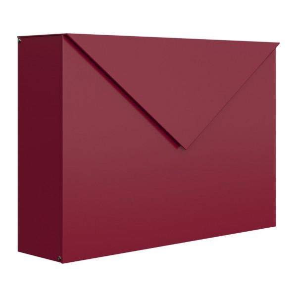 """Boite aux Lettres """"The Letter"""" Rouge"""