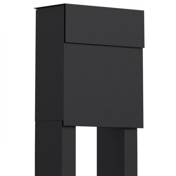 bo te aux lettres sur pieds design bo te aux lettres alto. Black Bedroom Furniture Sets. Home Design Ideas