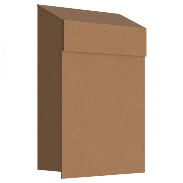 Boite aux Lettres Baby Box Rouille