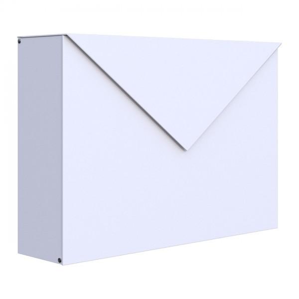 """Boite aux Lettres """"The Letter"""" Blanche"""